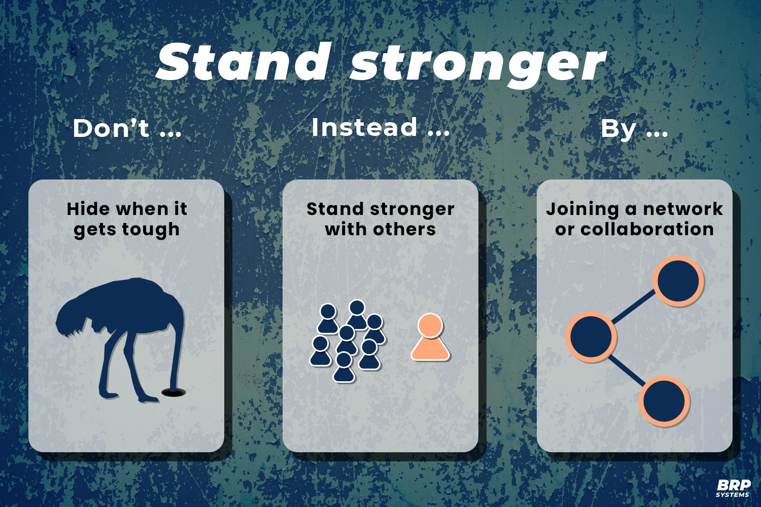 Blogpost - How to keep up with the big fish in the pond - Stand stronger_1